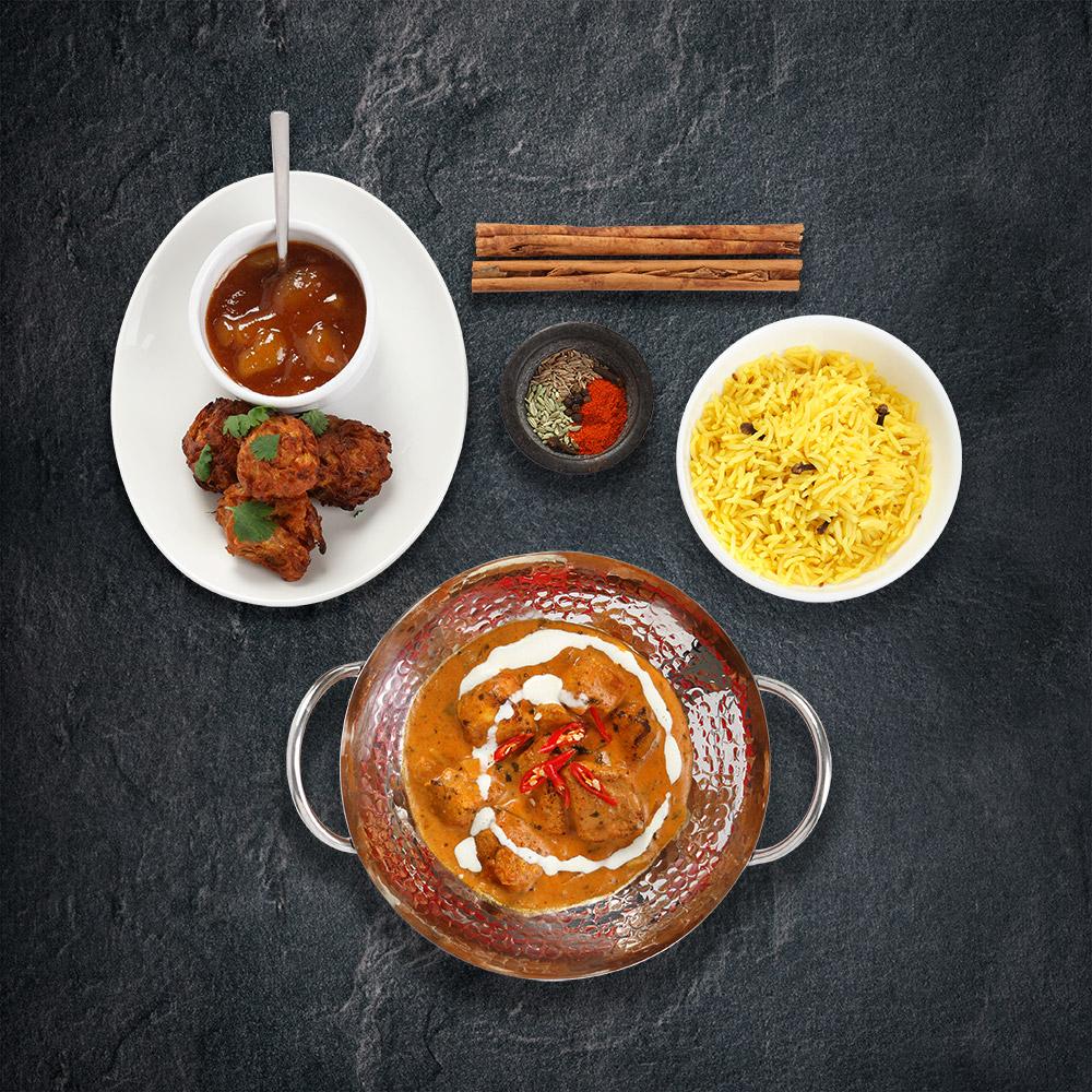 Laila's Indian Food