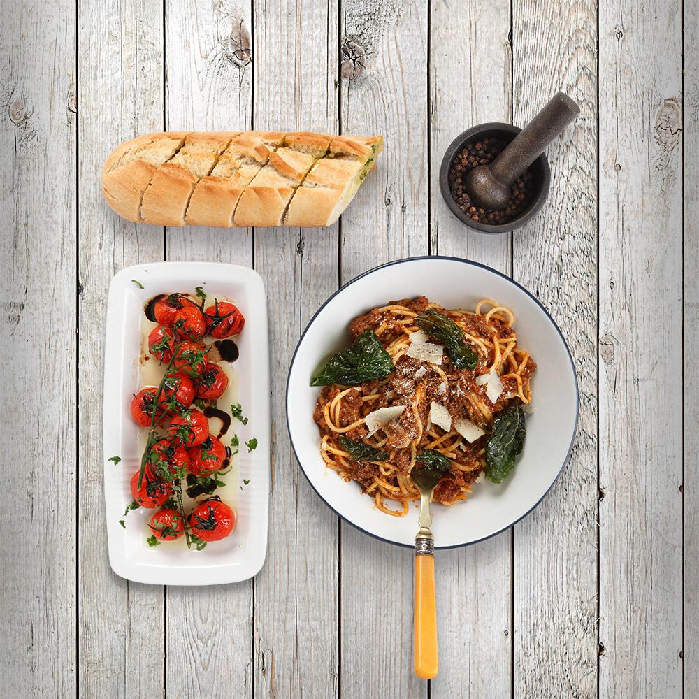 Laila's Italian Food